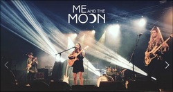 me and the moon performing